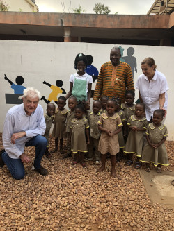 Healthy and safe children in Togo and Benin